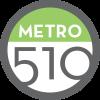 Metro 510 Logo