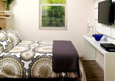 Model Main Bedroom